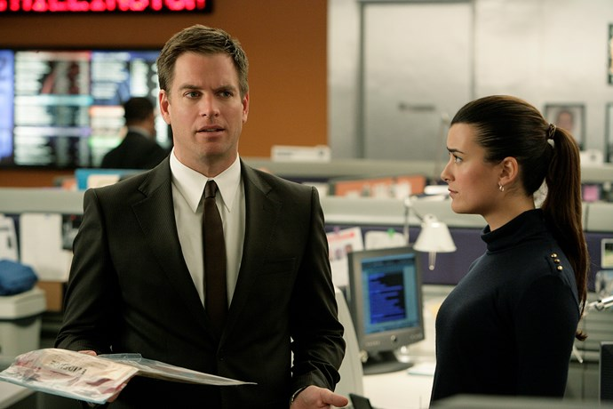 Tony and Ziva had a complicated relationship on *NCIS.*