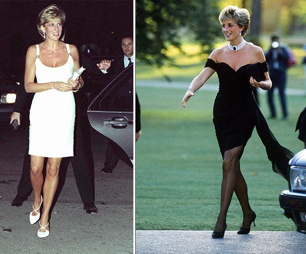 Princess Diana was the pioneer of pins.