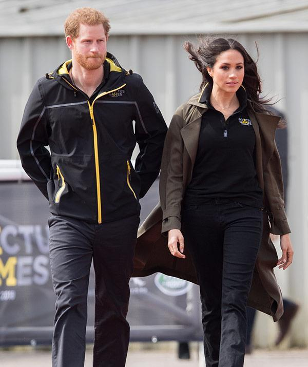 The Sussexes are coming to Sydney.