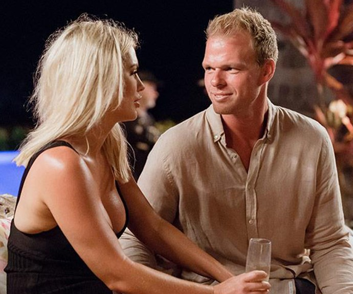 The former couple met on *BiP*