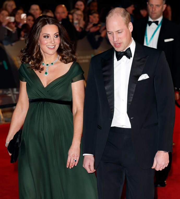 Kate dominated the style stakes during her pregnancy with Prince Louis.