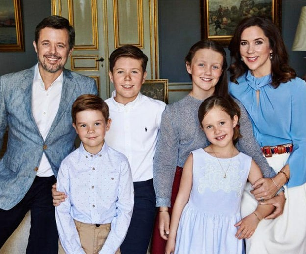 The Prince's surgery was a success and he's now resting at home with his wife and their kids: Prince Christian, 12, Princess Isabella, 11, and seven-year-old twins Prince Vincent and Princess Josephine.