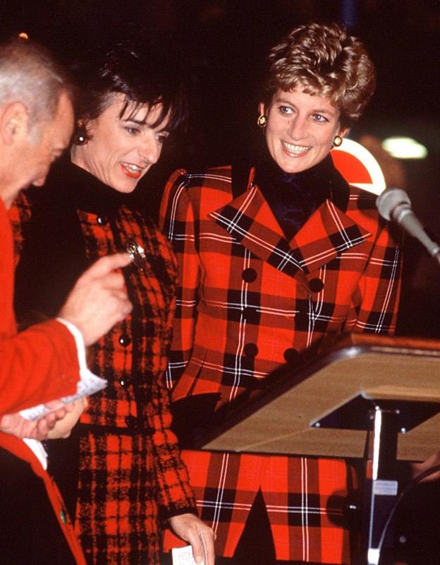 Diana and Rosa Monckton met through a mutual friend.