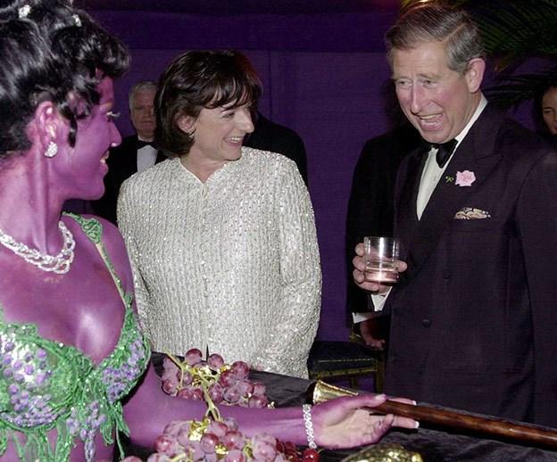 Monckton with Prince Charles.