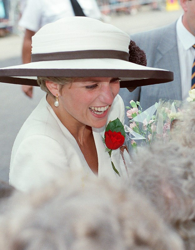 "Monckton says Diana had a ""zest for life""."