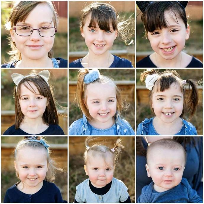 Our beautiful children! **Photos exclusive to Take 5**
