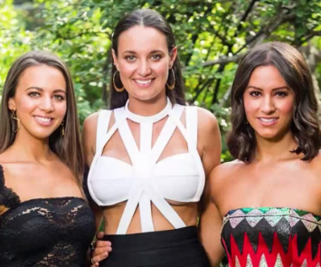 Jamie-Lee, Brittney and Deanna arrived at the Bachelor mansion on Wednesday, sending ripples through the house.