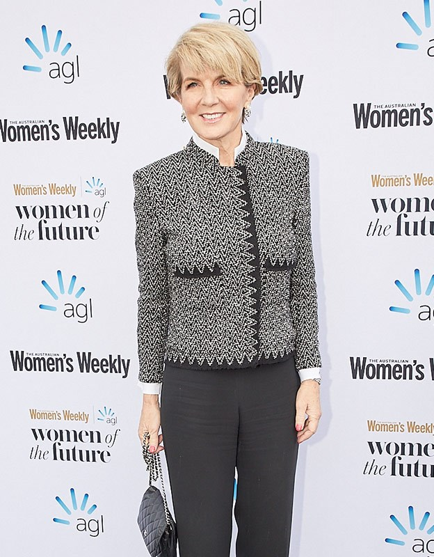"Julie Bishop is a firm advocate of women supporting women. Addressing the crowd, the politician didn't hold back as she claimed, ""Australian government is an embarrassing circus""."