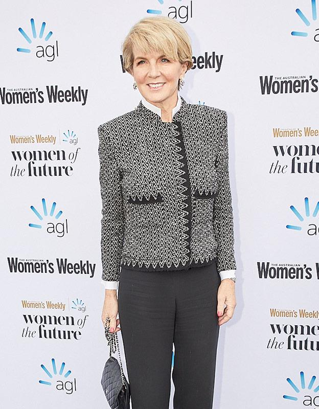 """Julie Bishop is a firm advocate of women supporting women. Addressing the crowd, the politician didn't hold back as she claimed, """"Australian government is an embarrassing circus""""."""