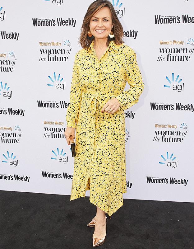 Lisa Wilkinson is pure sunshine!