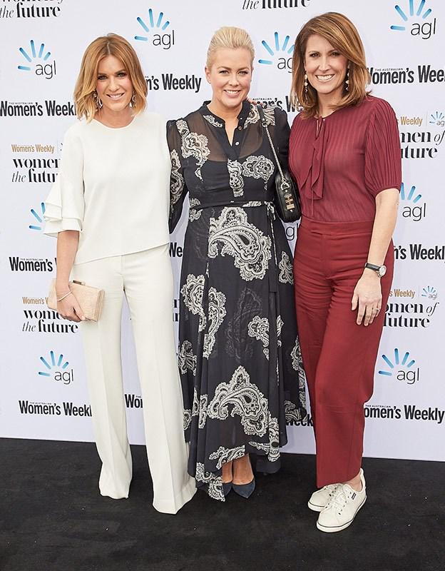 Network Seven ladies unite!