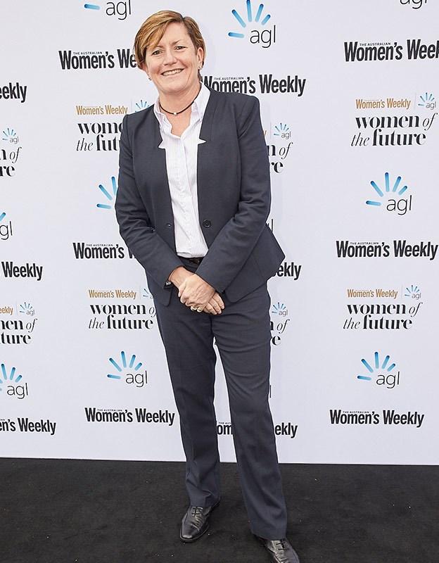 Australian local government politician Christine Forster.