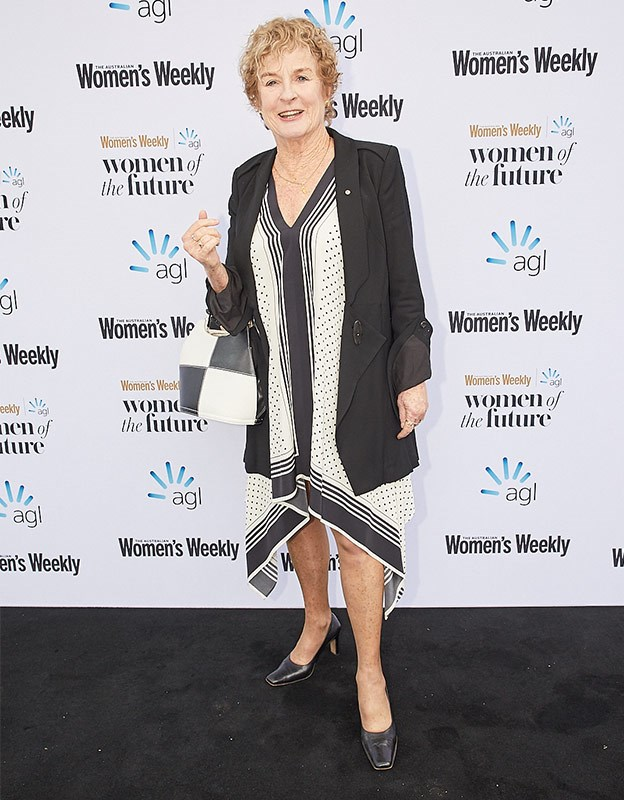 *Home and Away* superstar Judy Nunn.