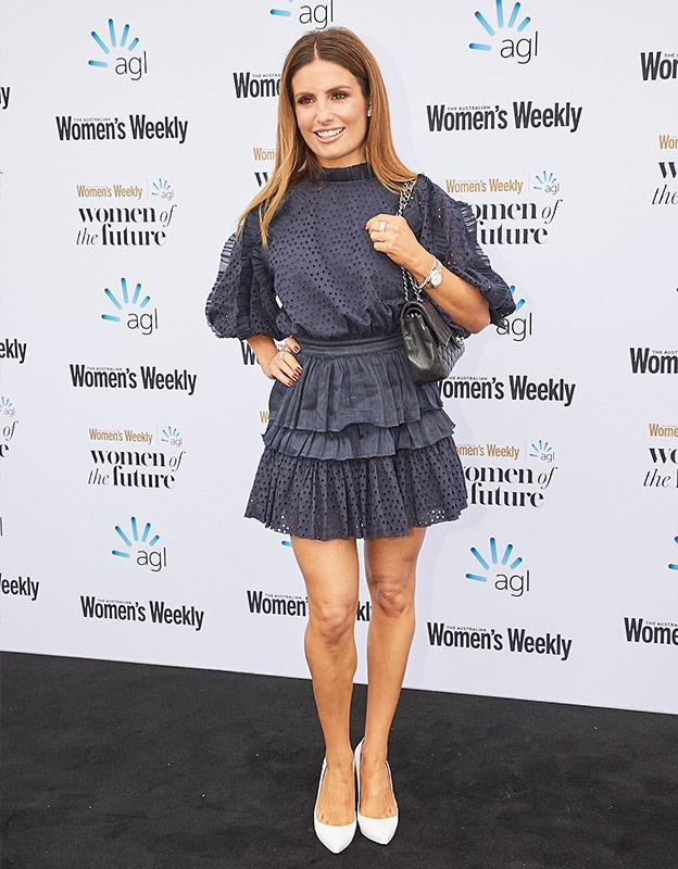 *Home and Away*'s Ada Nicodemou is glowing at the event to which supports outstanding women.