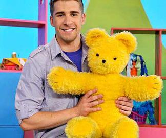 Hugh Sheridan, one of the few favourites who was seen on *Play School* in the latter part of the 00s, was on the hit kids show from 2009-2013. He enjoyed a main role on *Packed to the Rafters* and most recently as Nick on *House Husbands*.