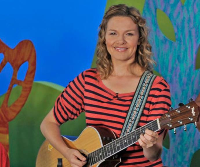 Justine Clarke has been fortunate enough to have had a very successful career in kids TV. She is still a current presenter after starting in 1999, has her own TV show *The Justine Clarke Show* and has also starred in many successful films.