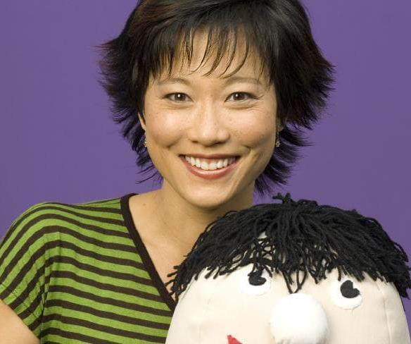 Karen Pang's career on *Play School* started in 1998, and she is still going strong. She has had several roles on mini-series and TV including with ex co-host, Georgie Parker on *Home and Away*.