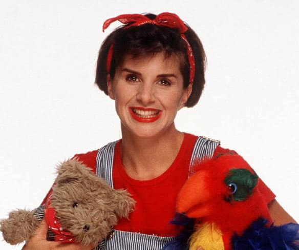 """The vivacious Monica Trapaga was a presenter on the long-running series from 1990 - 1998. After a string of self-titled albums, Monica wrote two recipe books, had a vintage shop called """"Reclaim by Monica Trapaga"""" and a slew of TV hosting gigs, including *Better Homes and Gardens*. Monica is now a grandmother."""