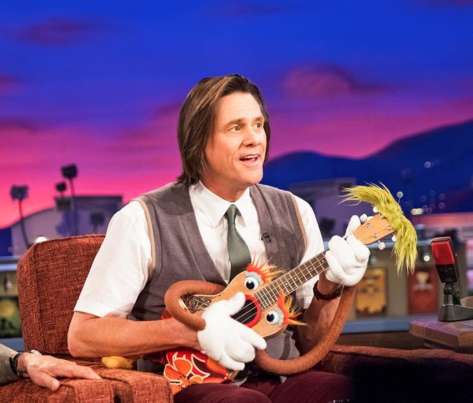 Jim as Jeff, aka children's entertainer Mr Pickles.