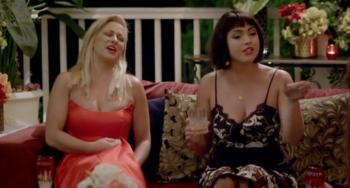 Throughout the series, the girls have kept viewers screaming at the screen and furiously venting on social media as they've schemed, double-crossed and gas lighted their way through the programme