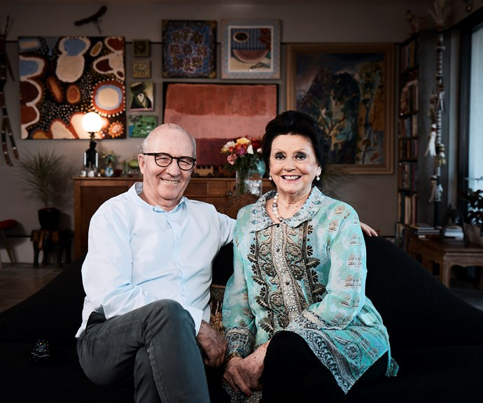 "**Mick and Di**  Mick and Di have been married for over 50 years, making them the oldest and wisest of the cast members.  Di met Mick when she was just 17-years-old and they have two children. They also have a grandson named Harvey and are [hoping for maybe just one more.](https://www.nowtolove.com.au/celebrity/tv/gogglebox-mick-and-di-wedding-news-46234|target=""_blank"")  You can usually find Mick and Di being horrified while watching reality TV.  **Instagram:** Unfortunately Mick and Di do not have Instagram that we know of, which is disappointing because we'd love to see every single artwork in their house!"