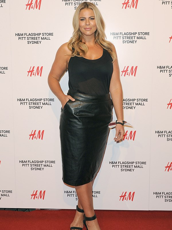 Fiona Falkiner went public with her lesbian relationship last year.