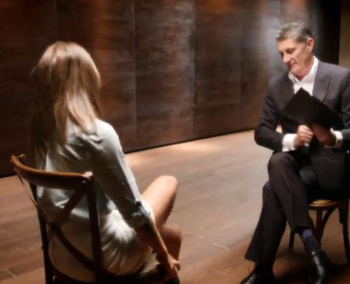 The 'human lie detector' is an FBI-trained professional!