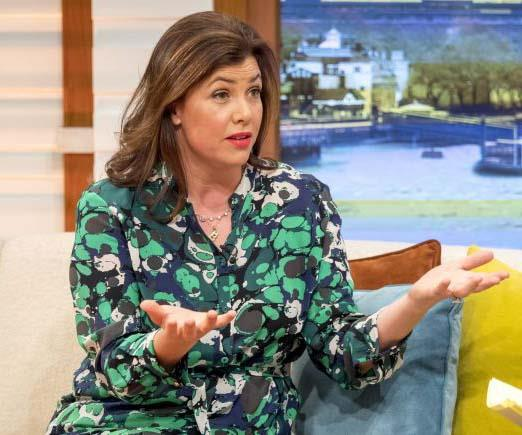 British personality Kristie Allsopp has divided the internet when she smashed her son's iPad for overuse.