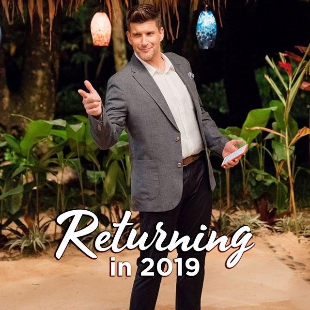 "The announcement read: ""We're going back to Paradise! Feel the love when #BachelorInParadiseAU returns in 2019 ❤"" Image: Instagram/[@bachelorinparadiseau](https://www.instagram.com/p/BniIKY9AgXJ/?hl=en&taken-by=bachelorinparadiseau|target=""_blank""|rel=""nofollow"")"