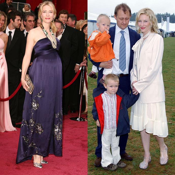 "**Cate Blanchett, actress** <br><br> This Oscar winner proves you can have kids and still have a hugely successful career. Speaking to *[Working Mother](https://www.workingmother.com/celeb-mom-cate-blanchett-i-like-being-mother-who-also-has-career#page-2|target=""_blank""