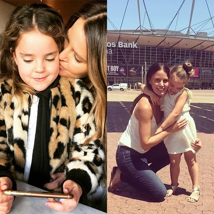"""**Jodi Anasta, actress** <br><br> The *Neighbours* star has an adorable daughter Aleeia who she co-parents with her former spouse Braith Anasta. While Jodi has previously spoken about only seeing her daughter three days of the week, she's proved life with kids after a divorce can still work.  <br><br> """"It can be really tough at times, but you figure it out. It's like everything in life. You do the best that you can, be the best mum you can, and as long as you've got support you can make it work,"""" she told *[Nine Honey](https://honey.nine.com.au/2018/07/09/10/43/jodi-anasta-motherhood-divorce target=""""_blank"""" rel=""""nofollow"""")*."""