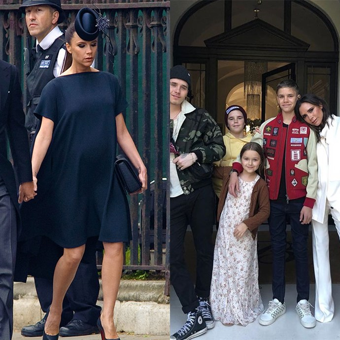"**Victoria Beckham, fashion designer** <br><br> This mum-of-four has kept things classy through thick and thin, and it's easy to see how much she adores her kids. The former Spice Girls singer often posts adorable images to Instagram with her famous family, who are super close.  <br><br> And despite a busy schedule as a globally successful fashion designer, Posh always puts her kids first. She told *[Vogue UK](https://www.vogue.co.uk/article/victoria-beckham-on-spice-girls-and-motherhood|target=""_blank""