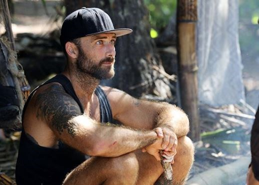 The tribe has spoken: *Survivor* is working in Commando Steve Willis's favour.