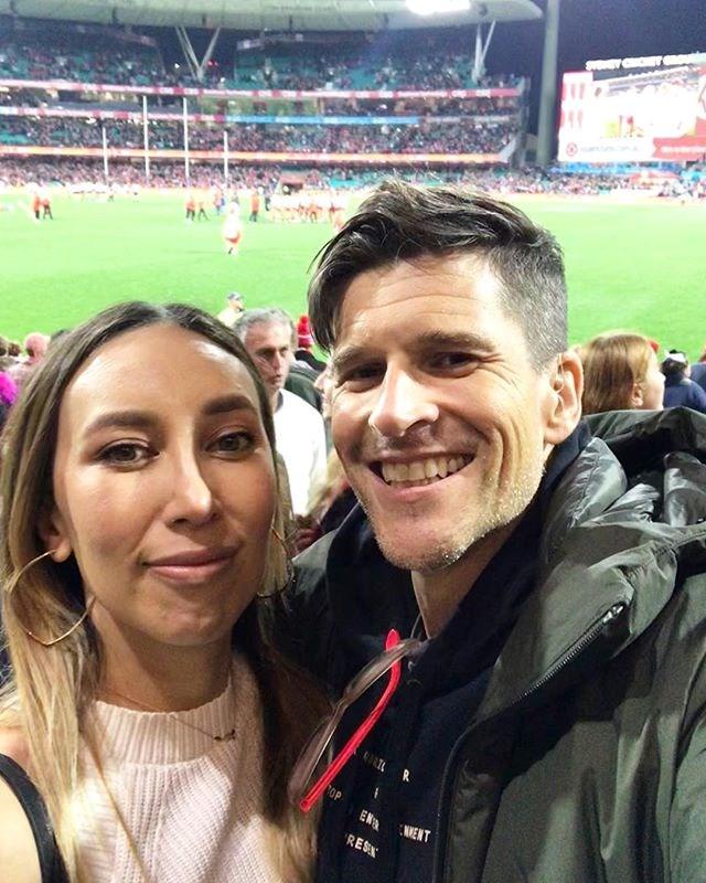 """Osher and his wife Audrey married in 2016. *Image: Instagram/[@osher_gunsberg](https://www.instagram.com/osher_gunsberg/ target=""""_blank"""" rel=""""nofollow"""")*"""