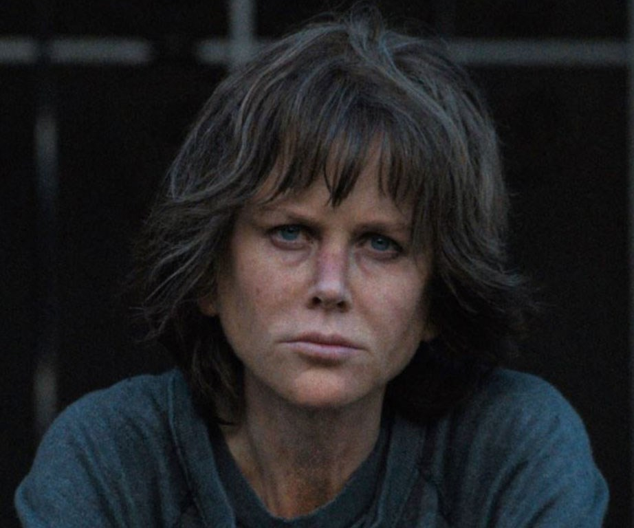 Nicole Kidman looks completely different for her latest film, Destroyer.