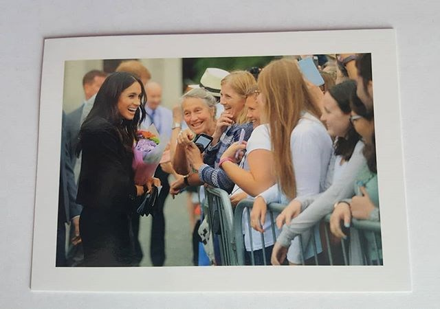 Fans were touched by Duchess Meghan's kindness. Image: Instagram/ @loopycrown3