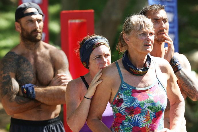 Shane was disappointed by the way she was treated by her tribemates.