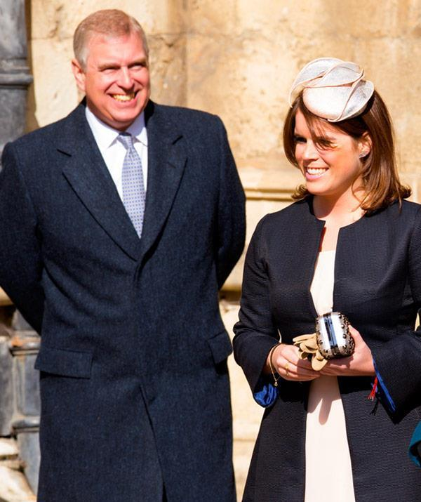 After his negotiations with the *BBC* reportedly fell flat, Prince Andrew is now trying to get *ITV* to broadcast Princess Eugenie's wedding.