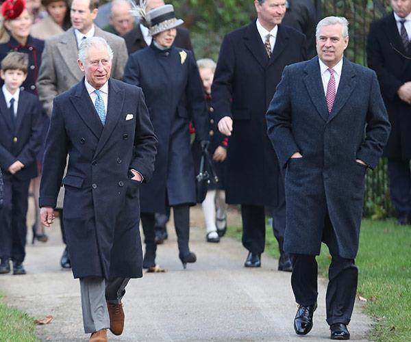 Sadly over the years, Prince Charles and Prince Andrew's relationship has become quite complex.