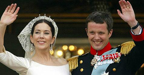 Crown Princess Mary and Crown Prince Frederik: A love story