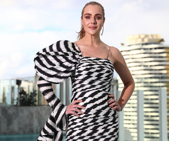 Actress Jessica Marais has stepped away from acting for the rest of 2018 to focus on her health and family.