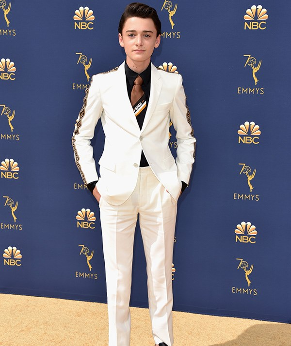 13-year-old Noah Schnapp will join his *Stranger Things* cast at the big event.