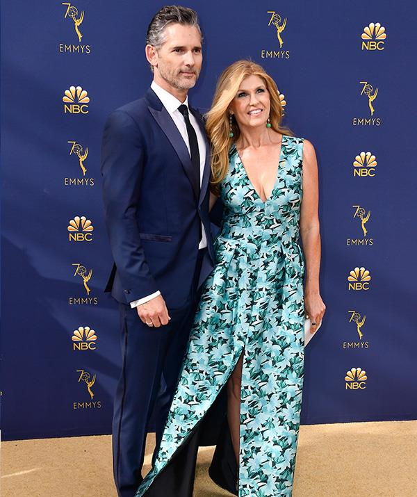 Actors Eric Bana and Connie Britton will star in the upcoming series *Dirty John*, and they're already giving us a good reason to watch it - they look fabulous together!