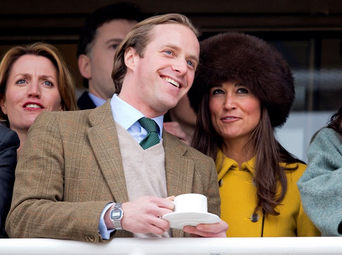 Thomas and Pippa Middleton reportedly dated!