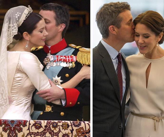 The Danish royal couple have been together for 18 years.