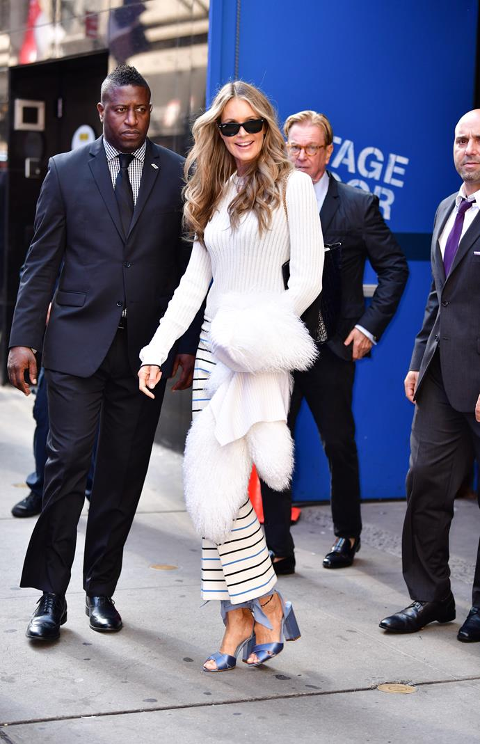 **Elle Macpherson, 55** <br><br> Elle is the definition of stunning. She'll forever be our style inspiration!