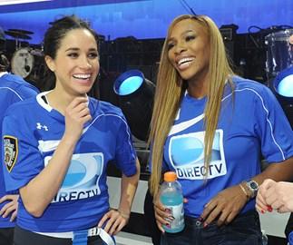 Duchess Meghan and Serena Williams: Inside their friendship