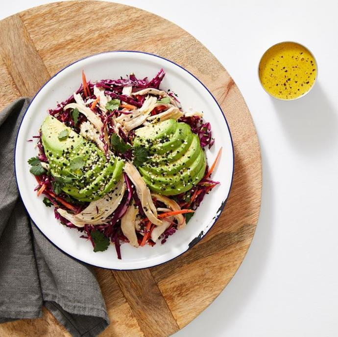 """Chargrill Charlie's new """"anti-ageing"""" salads have been developed by nutritionist, Liv Kaplan."""