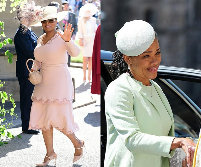 "**She has friends in high places** <br><br> When Oprah attended the wedding of Meghan and Harry back in May, rumours about the talk show queen's relationship with Doria were rife. Murmurs of a sit-down interview between the two are still circling, but Oprah has given some more insight herself in [an interview](https://www.nowtolove.com.au/royals/british-royal-family/oprah-doria-ragland-royal-wedding-interview-49147|target=""_blank"") with *Entertainment Tonight*. Oprah revealed that Meghan's mum had come to her house where they had discussed doing yoga together. Oprah also provided her with a basket of kumquats!  <br><br> As for the interview between the pair? Oprah neither confirmed nor denied, saying: ""For all of the people who said I am getting her gifts and I'm trying to bribe her for an interview - they were kumquats. If kumquats can get you an interview, I'm all for it!"""