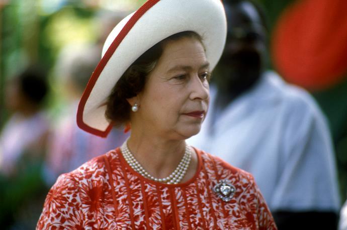 The event was described as the worst in Queen Elizabeth's life.